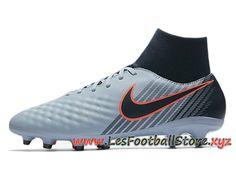 reputable site 2ee8b 8e588 Nike Magista Onda Ii Dynamic Fit Fg Chaussure De Football à Crampons Pour  Terrain Sec Bleu