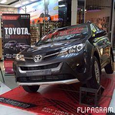 ¿Sueñas con un #ToyotaAutoamérica ? Visítanos este fin de semana en el centro comercial San Nicolás y por la compra obtén un obsequio ¡que te va a gustar!