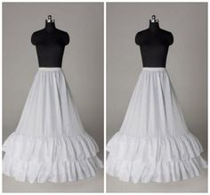 2014 Top Quality Accessories A-line Bridal Wedding Dress Two Layers Skirt / Crinoline / Underskirt Online with $12.57/Piece on Orient2015's Store | DHgate.com