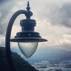 Light at the top of the mountain. Overlooking the harbour. #hongkong #travel #cityliving #skyline #thepeak #cloudspotting