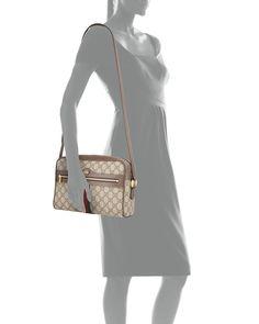 2d7d9ea8eb8aa2 Gucci Ophidia Medium GG Supreme Camera Crossbody Bag | Neiman Marcus  #crossbodybagssupreme