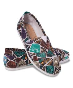 0fd0a57460b TOMS Teal   Brown Abstract Classics