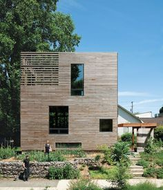 contemporary timber addition - Google Search