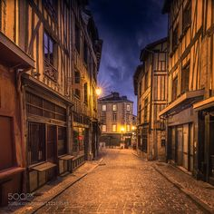 Streets of Limoges by billbaroud87 check out more here https://cleaningexec.com