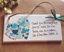Insegnante Personalizzato regalo ringraziamento insegnante Nursery REGALO