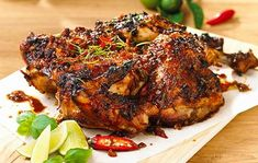 A mouth-watering twist to the traditional Pad Thai. This grilled BBQ Butterfly Chicken recipe smothered with marinade makes for a hearty meal!