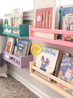 Our Playroom Tour On a Budget Her Happy Home playroom decor playroom idea playroom design playroom theme playroom ideas playroom book storage playroom decor play. Playroom Design, Playroom Decor, Kids Room Design, Bedroom Decor, Nursery Decor, Ikea Kids Bedroom, Kid Decor, Toddler Bedroom Ideas, Ikea Toddler Room