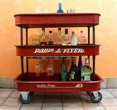 Upcycled kitchen ideas #upcycled