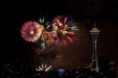 4th Of July Fireworks Seattle Washington  Seattle Events  Festivals Guide  Seattle Washington