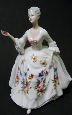 Royal-Doulton-Porcelain-Figurine-Diana-HN-2468-Modelled-by-Peggy-Davies- http://www.ebay.com/