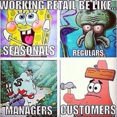 Lol hate SpongeBob, but love this!!