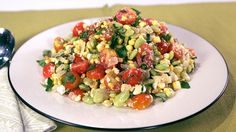 Carla Hall's Succotash Salad