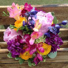 Loved my wedding bouquet