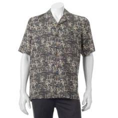 Men's+Batik+Bay+Silk+Blend+Button-Down+Shirt