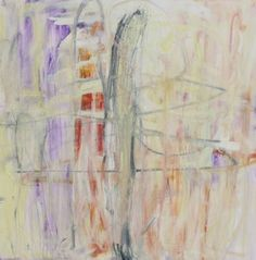 "Saatchi Art Artist Brenda Hope Zappitell; Painting, ""one"" #art www.zappitellstudio.com"