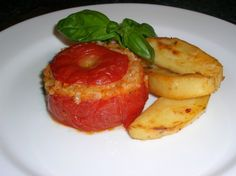 Risotto Stuffed Tomatoes Recipe on Best Home Chef: Enter your recipe now to win a kitchen worth $50,000!