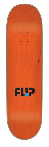 Flip Skateboards: Decks: 8.13in x 32.00in Odyssey Stroked 8.1 Deck