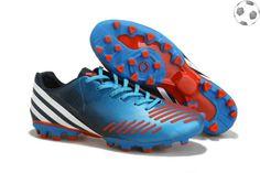 38088d22f adidas Predator Absolion LZ TRX AG Bleu Rouge FT1035 Nike Soccer
