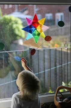 Easy Waldorf and Montessori DIY Decorations