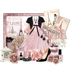 """Paris Pink"""