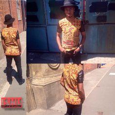 Assegai - african wax print shirt men by Ishujon on Etsy https://www.etsy.com/listing/241395065/assegai-african-wax-print-shirt-men