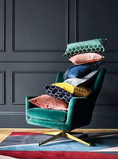 Vibrant Velvets: Our Top Picks - Your House | Barker and Stonehouse