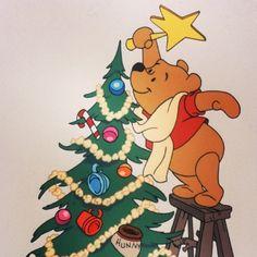 Winnie the Pooh Christmas.