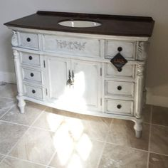 vanity from our Florence collection just after installation! The Florence vanities are available in single & double sizes. Bathroom Vanity, Diy Bathroom, Master Bathroom Design, French Country House, French Country Bathroom, Vanity, Bathroom Makeover, Bathroom Storage, Bathroom