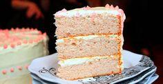 Voor een perfecte girls night: Pink Lady cake