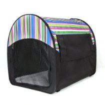 Kyjen Outward Hound Mobile Home Crate Stripe, 24 x 19.75 x 18-Inches