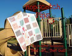 Moda Bake Shop: Hopscotch Pips