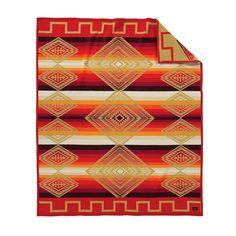 Discover the Pendleton Spirit Guide Blanket at Amara