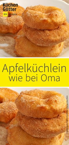 Aus Omas Küche: Apfelkuchen Apfelscheiben wie in Oma hat es. From grandma's kitchen: apple pie Apple slices as in Grandma always tasted the best. You can have a ha Cake The post From Grandma's Kitchen: Apple Pie Tart Recipes, Cupcake Recipes, Dessert Recipes, Cooking Recipes, Fried Apple Pies, Fried Apples, Baked Apple Slices, Apple Tart Recipe, Flaky Pastry