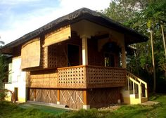 Bamboo house style philippines modern images design concept hut in the dream houses home improvement surprising Style At Home, Filipino House, Hut House, Tiny House, Bamboo House Design, Philippine Houses, Asian House, Bamboo Architecture, House On Stilts