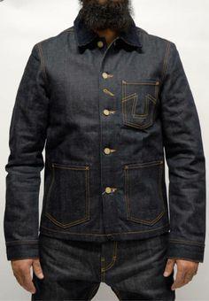 Fit 673 Jacket Eat Dust