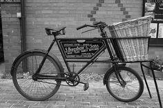 Butchers Bike by Ritchie Arrowsmith, via Flickr