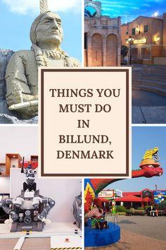 Things to do in Billund, Denmark. Visit Denmark, Denmark Travel, Austria Travel, Stuff To Do, Things To Do, Paris Travel, Travel Europe, Italy Travel, Copenhagen Travel