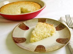 A recipe for an easy coconut pie that makes its own crust while it bakes.