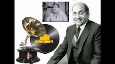 RAFI JI:Film-DHUN-1953-Koi Ek Ana Koi Do Ana -[ First Time in H Q Audio ...