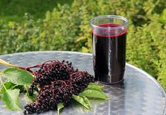Korn, Vodka, Coffee Maker, Homemade, Kitchen, Sweets, Cakes, Elderberry Juice, Apple Juice