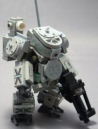 cool lego robot!!