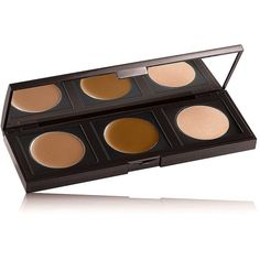 Laura Mercier Custom Contour Compact ($40) ❤ liked on Polyvore featuring beauty products, makeup, face makeup, one color, laura mercier makeup, laura mercier y laura mercier cosmetics