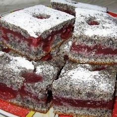 Hungarian Desserts, Hungarian Cake, Hungarian Recipes, Tiramisu, Sweet Tooth, Ale, Food And Drink, Cooking Recipes, Sweets