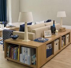 Ideas for Decorating Small Living Space. #livingroom #livingroomdesign