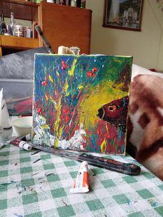 My Works, Night, Artwork, Painting, Art Work, Work Of Art, Auguste Rodin Artwork, Painting Art, Paintings