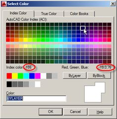 Plotting in Color and Your AutoCAD Background | CAD Tips