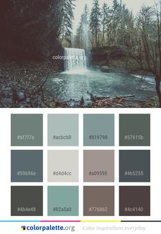 Fantastic Pictures Color Palette nature Popular If you're newcomer as well as a well used fretting hand, understanding shade is actually the singl Bedroom Paint Colors, Interior Paint Colors, Paint Colors For Home, House Colors, Natural Paint Colors, Nature Color Palette, Colour Pallette, Colour Schemes, Modern Room