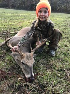 Young Hunter Bags Awesome Buck on First Youth Weekend Deer Hunt