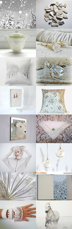 Blizzard by Lynn McPherson on Etsy--Pinned with TreasuryPin.com