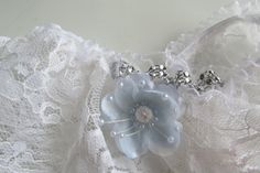 A day for white and roses by Cindyanne on Etsy